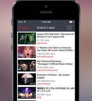 TubePlayer Free Ekran Görüntüleri - 1