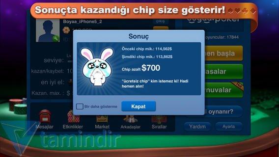 Türkiye Texas Poker Ekran Görüntüleri - 5
