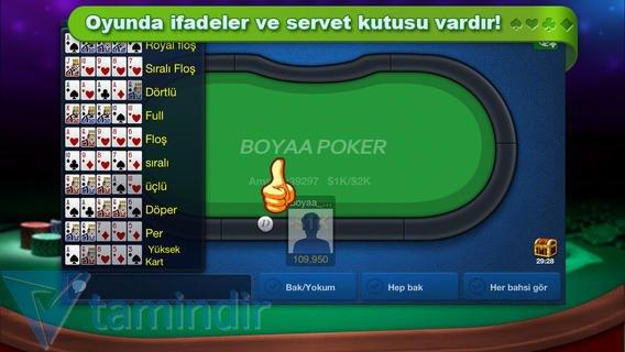 Türkiye Texas Poker Ekran Görüntüleri - 4