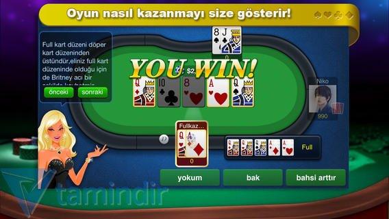 Türkiye Texas Poker Ekran Görüntüleri - 3