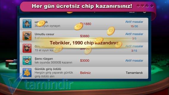 Türkiye Texas Poker Ekran Görüntüleri - 2