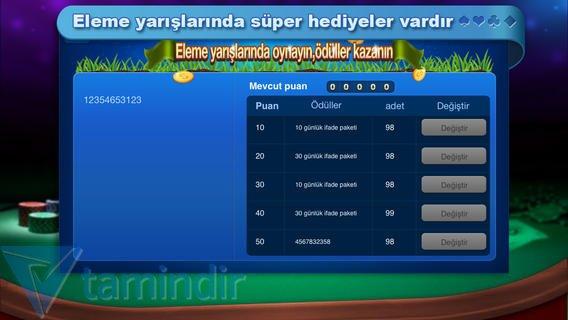 Türkiye Texas Poker Ekran Görüntüleri - 1