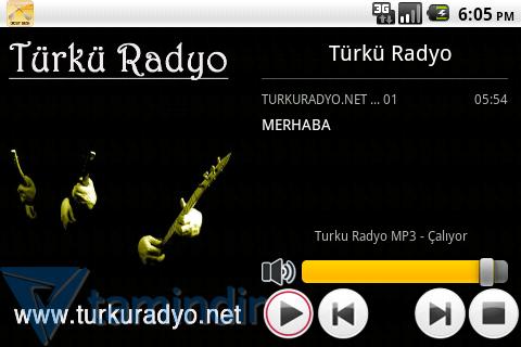Türkü Radyo Ekran Görüntüleri - 3