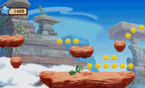 Turtle Run 3 Ekran Görüntüleri - 1