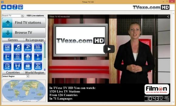 TVexe TV HD 2015 Ekran Görüntüleri - 6