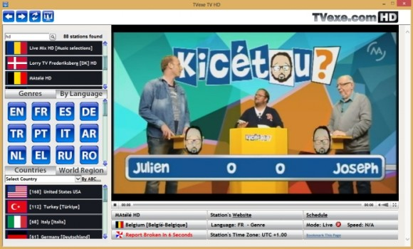 TVexe TV HD 2015 Ekran Görüntüleri - 3