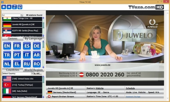 TVexe TV HD 2015 Ekran Görüntüleri - 2