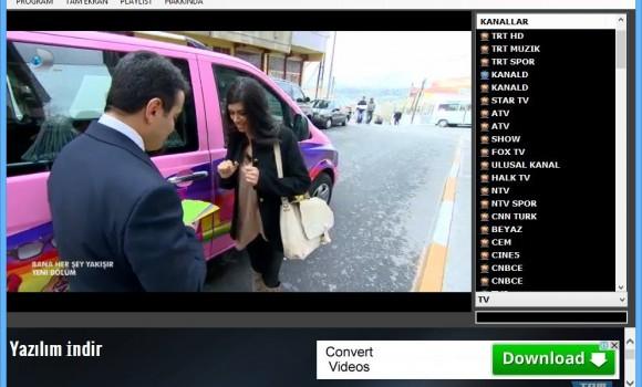 TvMediaPlayer Ekran Görüntüleri - 1