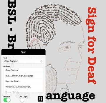 TypeDrawing Ekran Görüntüleri - 4