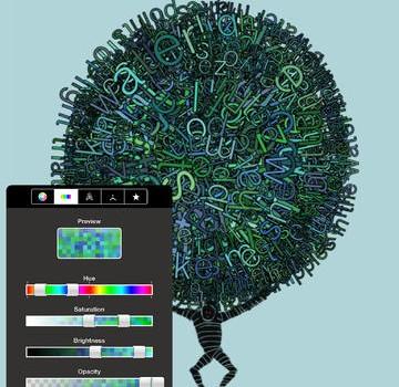 TypeDrawing Ekran Görüntüleri - 2