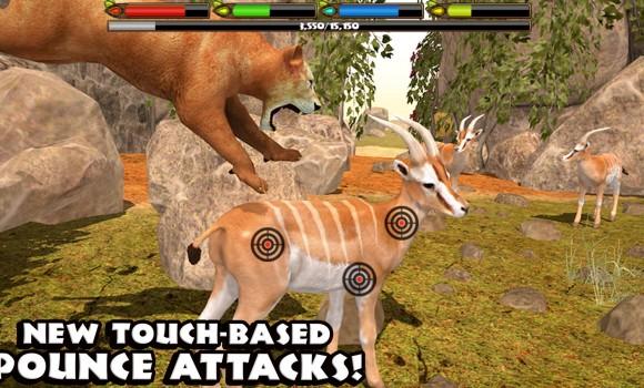 Ultimate Lion Simulator Ekran Görüntüleri - 4