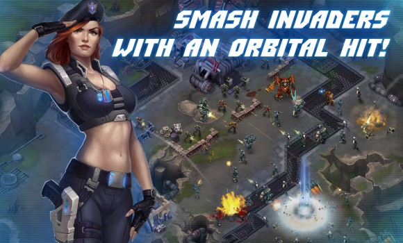 Under Fire: Invasion Ekran Görüntüleri - 1