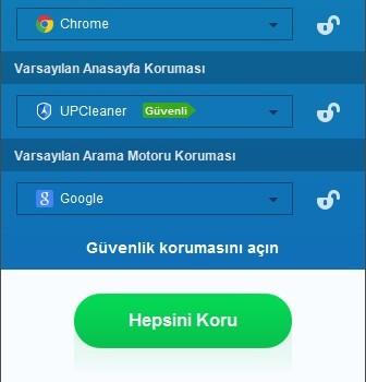 UPCleaner Ekran Görüntüleri - 1