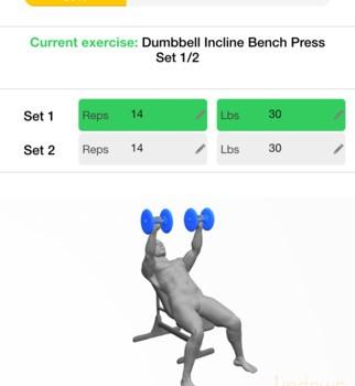 Updown Fitness Ekran Görüntüleri - 4