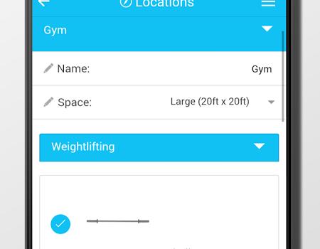 Updown Fitness Ekran Görüntüleri - 1