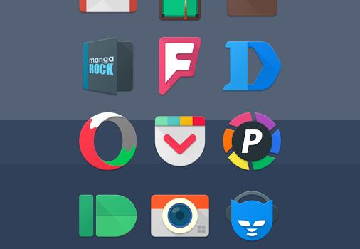 Urmun - Icon Pack Ekran Görüntüleri - 1