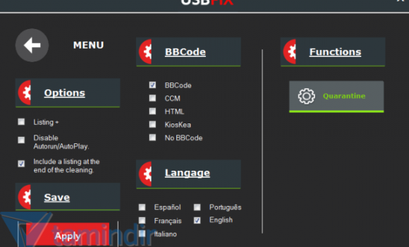 UsbFix Ekran Görüntüleri - 1