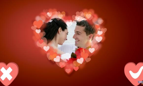 Valentines Day Photo Frames Ekran Görüntüleri - 3