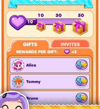 Viber Candy Mania Ekran Görüntüleri - 2