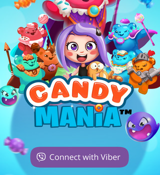 Viber Candy Mania Ekran Görüntüleri - 1