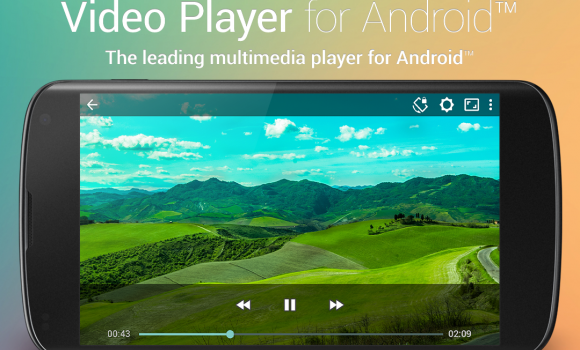 Video Player for Android Ekran Görüntüleri - 1