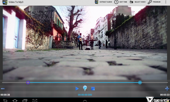 Video to mp3 Ekran Görüntüleri - 5