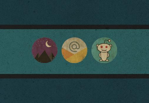 Vintage - Icon Pack Ekran Görüntüleri - 2