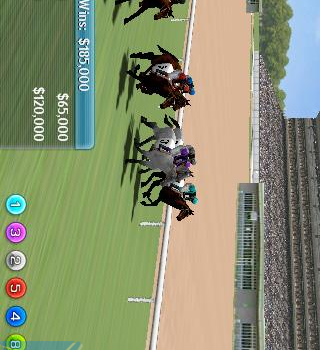 Virtual Horse Racing 3D Ekran Görüntüleri - 4