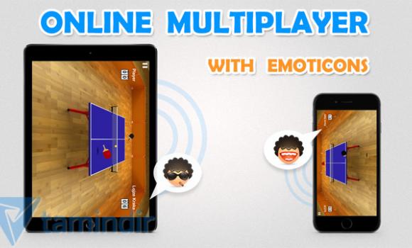 Virtual Table Tennis Ekran Görüntüleri - 4