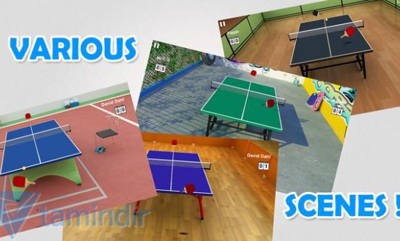 Virtual Table Tennis Ekran Görüntüleri - 3
