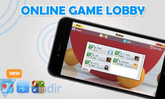 Virtual Table Tennis Ekran Görüntüleri - 2