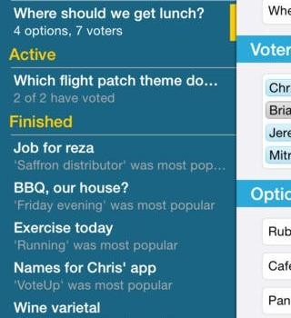 Vote-Up Ekran Görüntüleri - 2