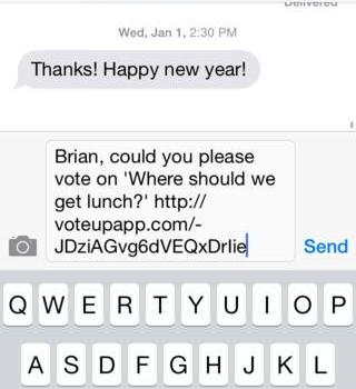 Vote-Up Ekran Görüntüleri - 1