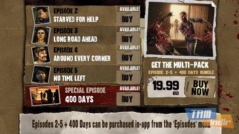 Walking Dead: The Game Ekran Görüntüleri - 1