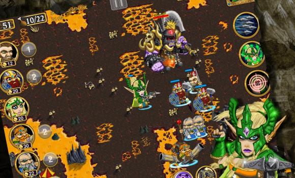 Warlords RTS: Strategy Game Ekran Görüntüleri - 5