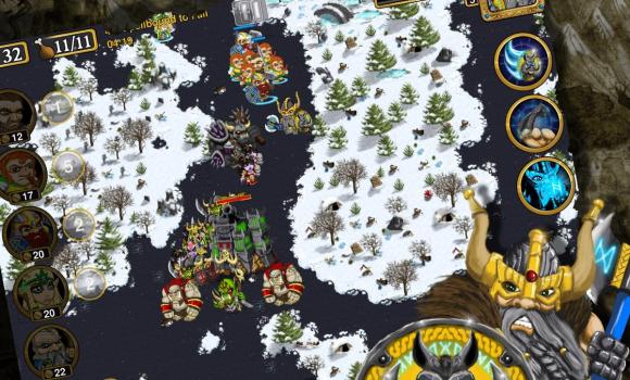 Warlords RTS: Strategy Game Ekran Görüntüleri - 4