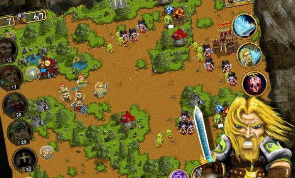 Warlords RTS: Strategy Game Ekran Görüntüleri - 3