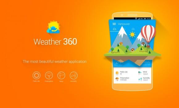 Weather 360 Ekran Görüntüleri - 5