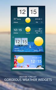 Weather Forecast Pro Ekran Görüntüleri - 3