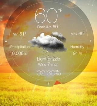 Weather Live Free Ekran Görüntüleri - 3
