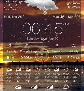 Weather Live Free Ekran Görüntüleri - 1