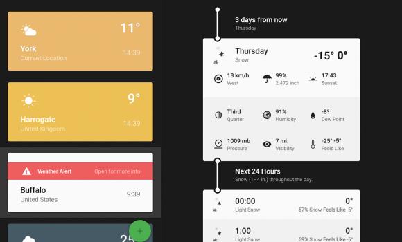 Weather Timeline Ekran Görüntüleri - 3