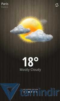 Weather Ekran Görüntüleri - 3