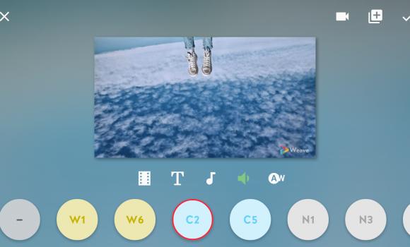 Weave Ekran Görüntüleri - 3
