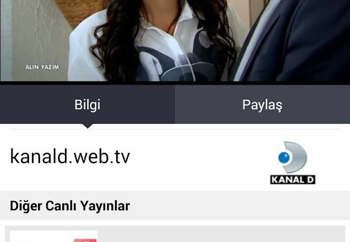 Web TV Ekran Görüntüleri - 1