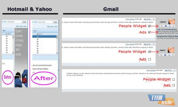 Webmail Ad Blocker Ekran Görüntüleri - 1