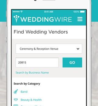WeddingWire Ekran Görüntüleri - 4