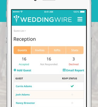 WeddingWire Ekran Görüntüleri - 2