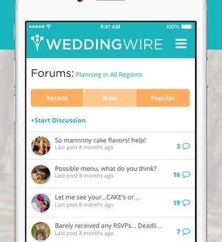 WeddingWire Ekran Görüntüleri - 1
