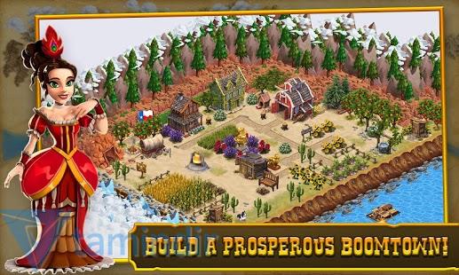 Westbound: Gold Rush Ekran Görüntüleri - 2